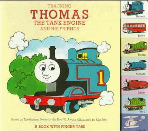 Tracking Thomas the Tank Engine and his Friends