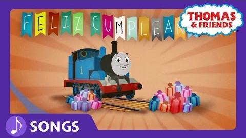 Happy 70th Birthday Thomas and Friends