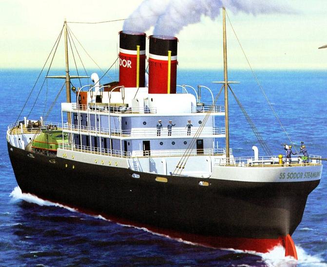 S.S. Sodor Steamline