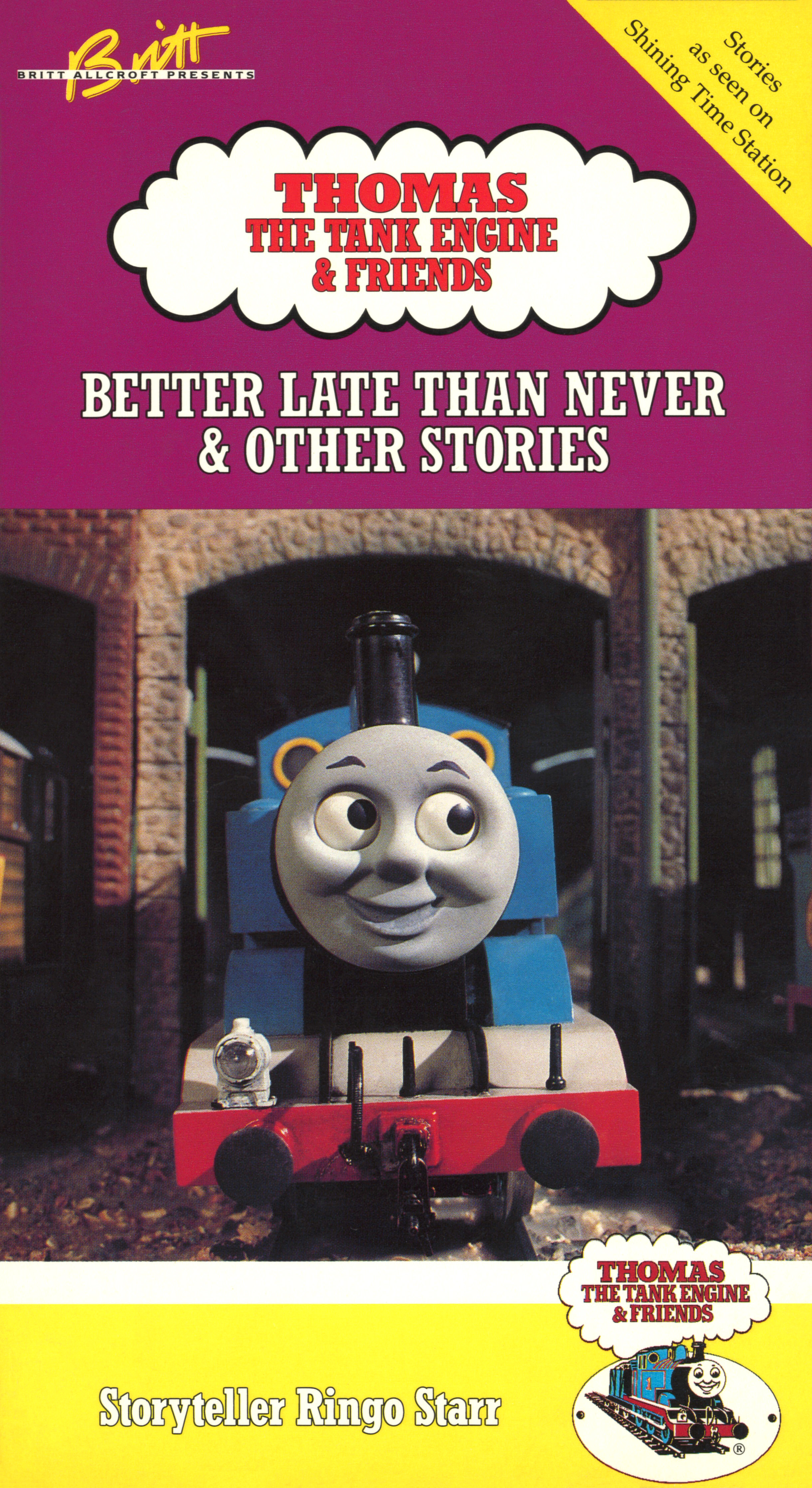 Better Late Than Never and Other Stories