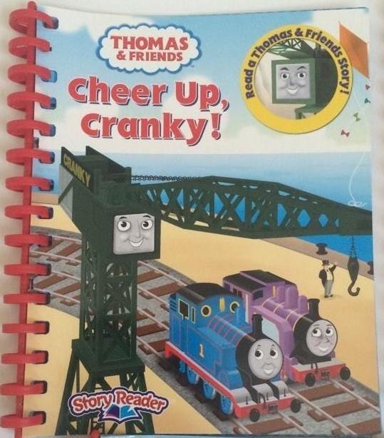 Cheer Up, Cranky!