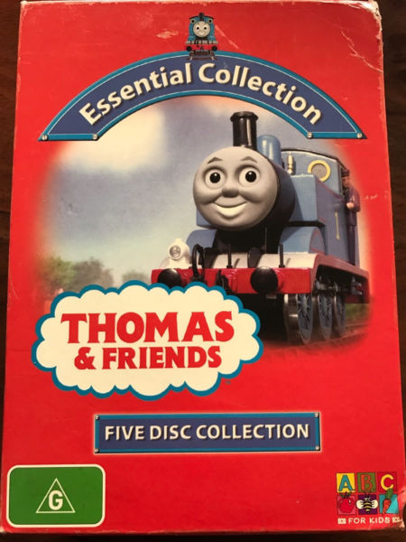 Essential Collection (Five Disc Collection)