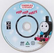 PeepPeepPartyDVDdisc