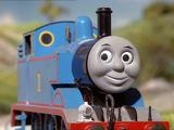 I'm Thomas the Tank Engine