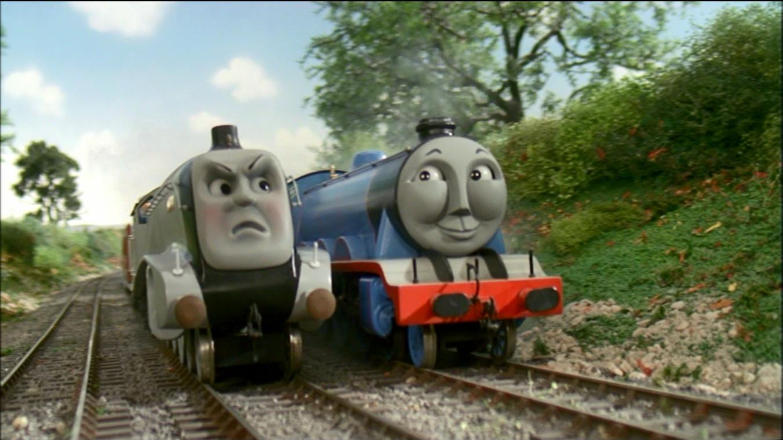 Gordon and Spencer