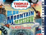Blue Mountain Mystery: The Movie Storybook