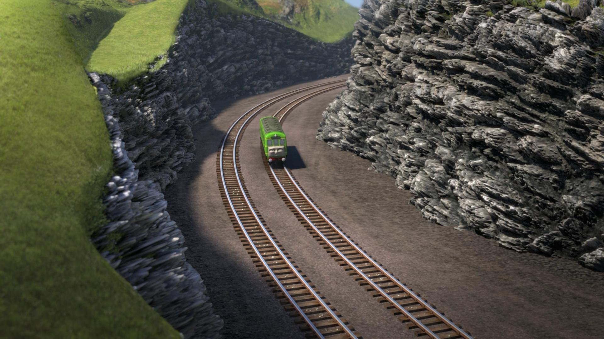 Harwick Branch Line