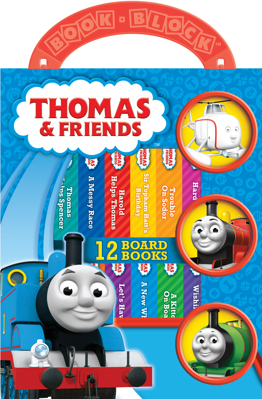 12 Board Books