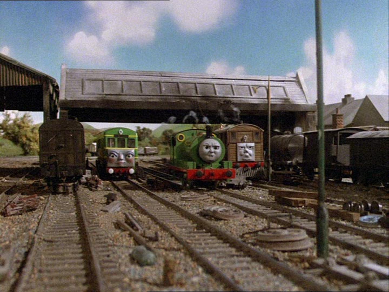 Elsbridge Engine Sheds