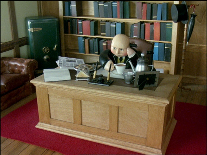 Sir Topham Hatt's Office