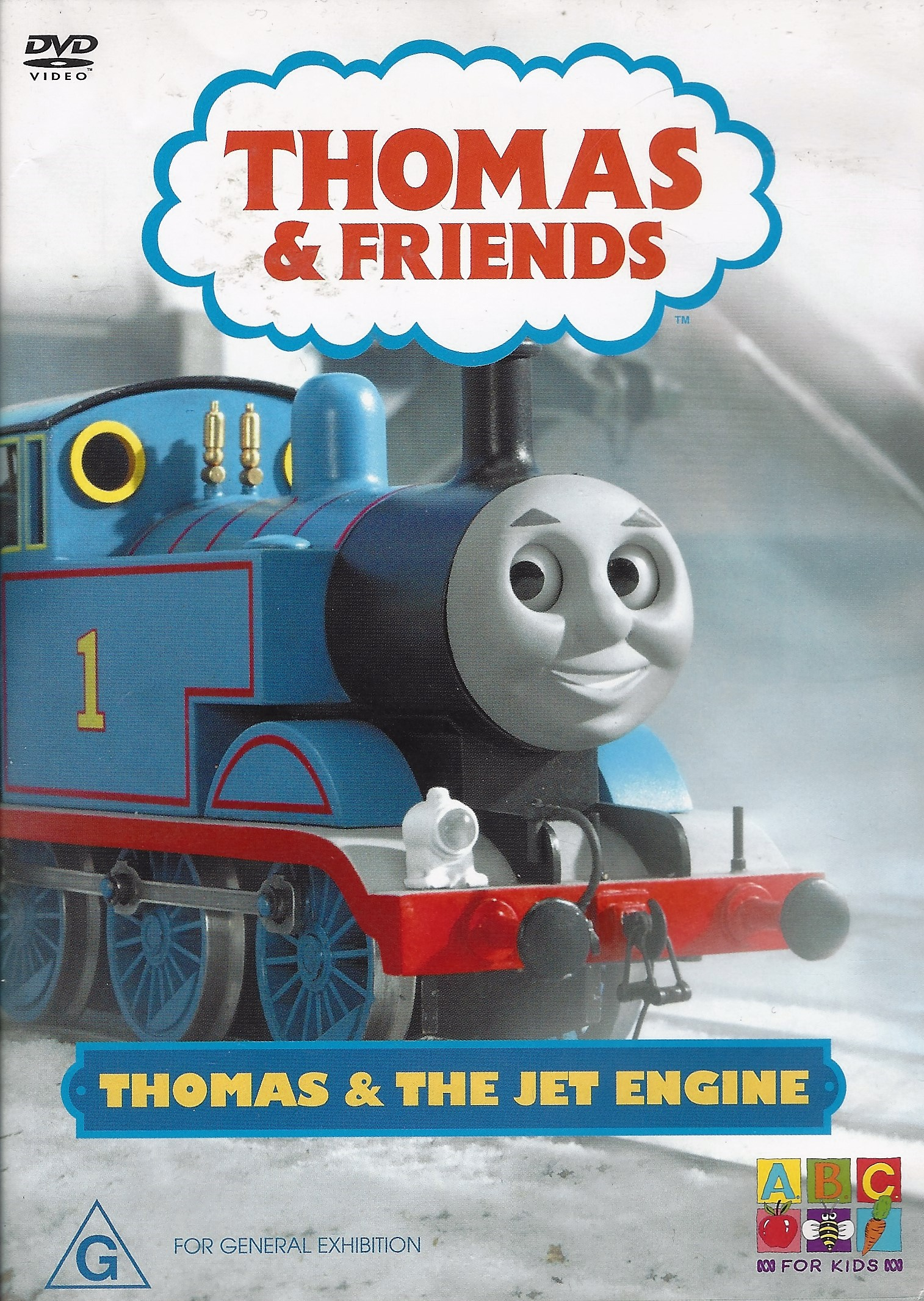 Thomas and the Jet Engine (AUS DVD)