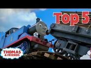 Thomas & Friends UK - Top 5 Greatest Discoveries! - Best of Thomas Highlights - Kids Cartoon