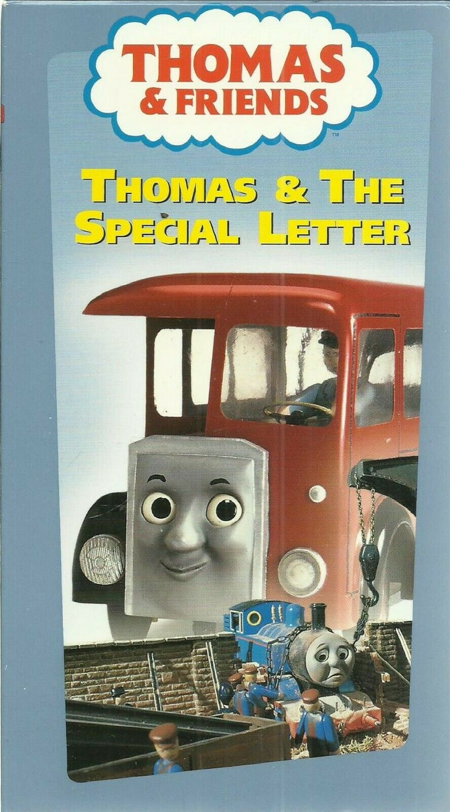 Thomas and the Special Letter (DVD)