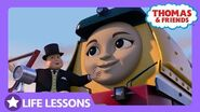 Trying Too Hard Life Lessons Thomas & Friends
