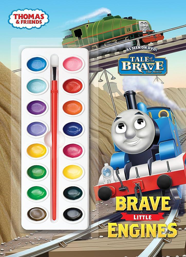 Brave Little Engines (book)