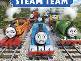 Meet the Steam Team (Digital Album)