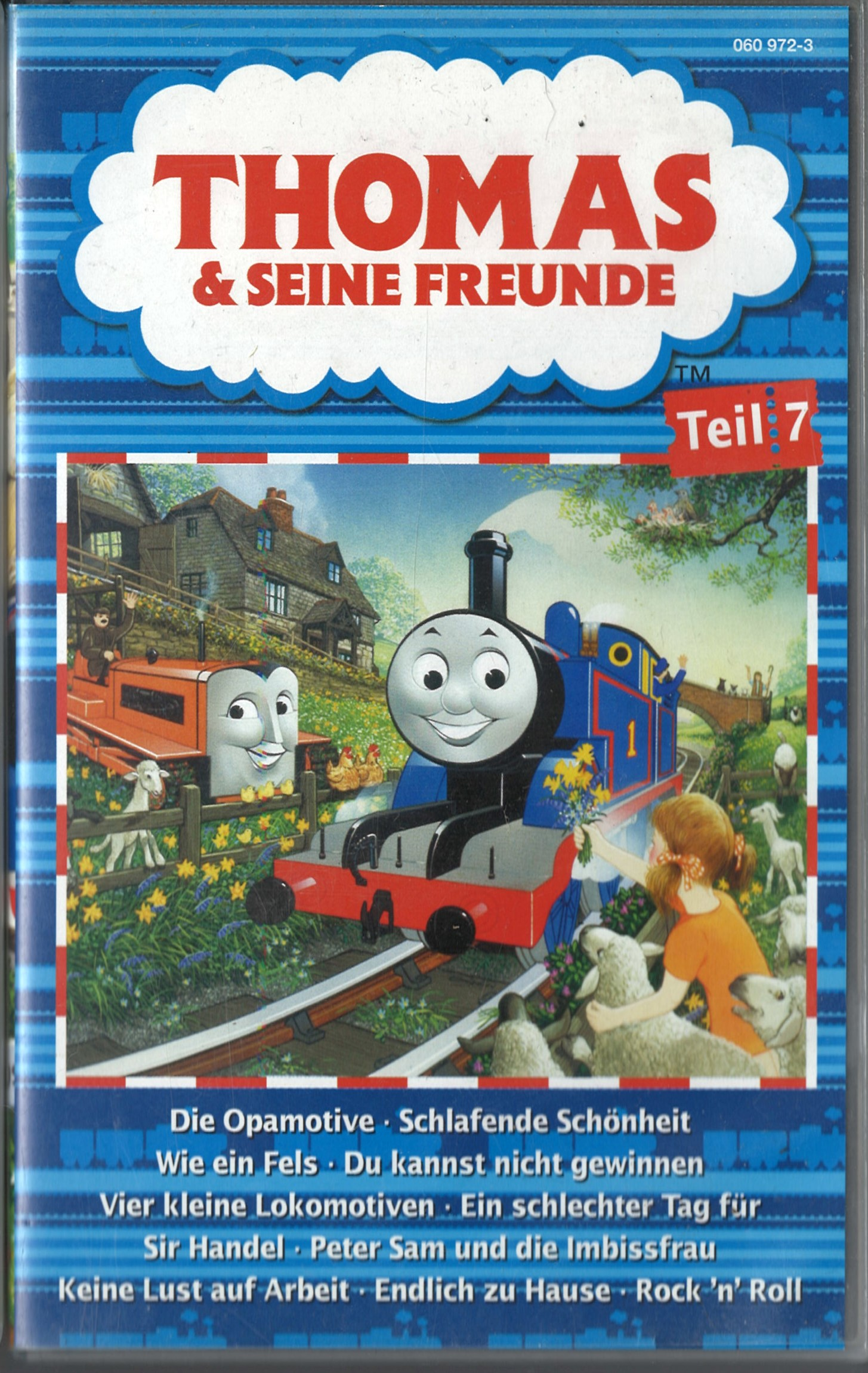 Thomas and His Friends Vol. 7