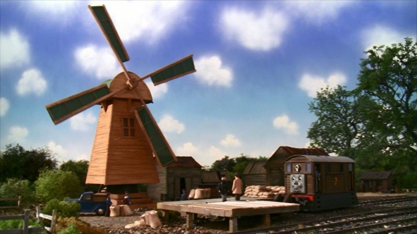 Toby's Windmill