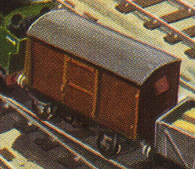 LNER 12 Ton Vans