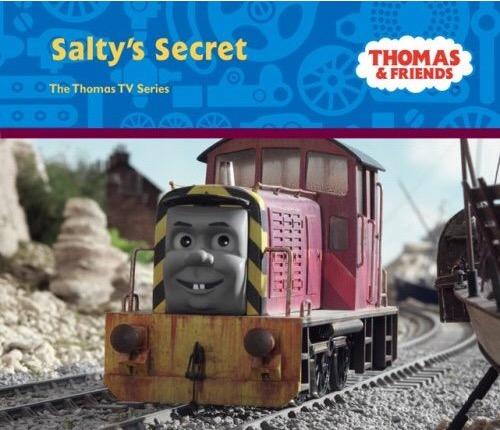 Salty's Secret (book)