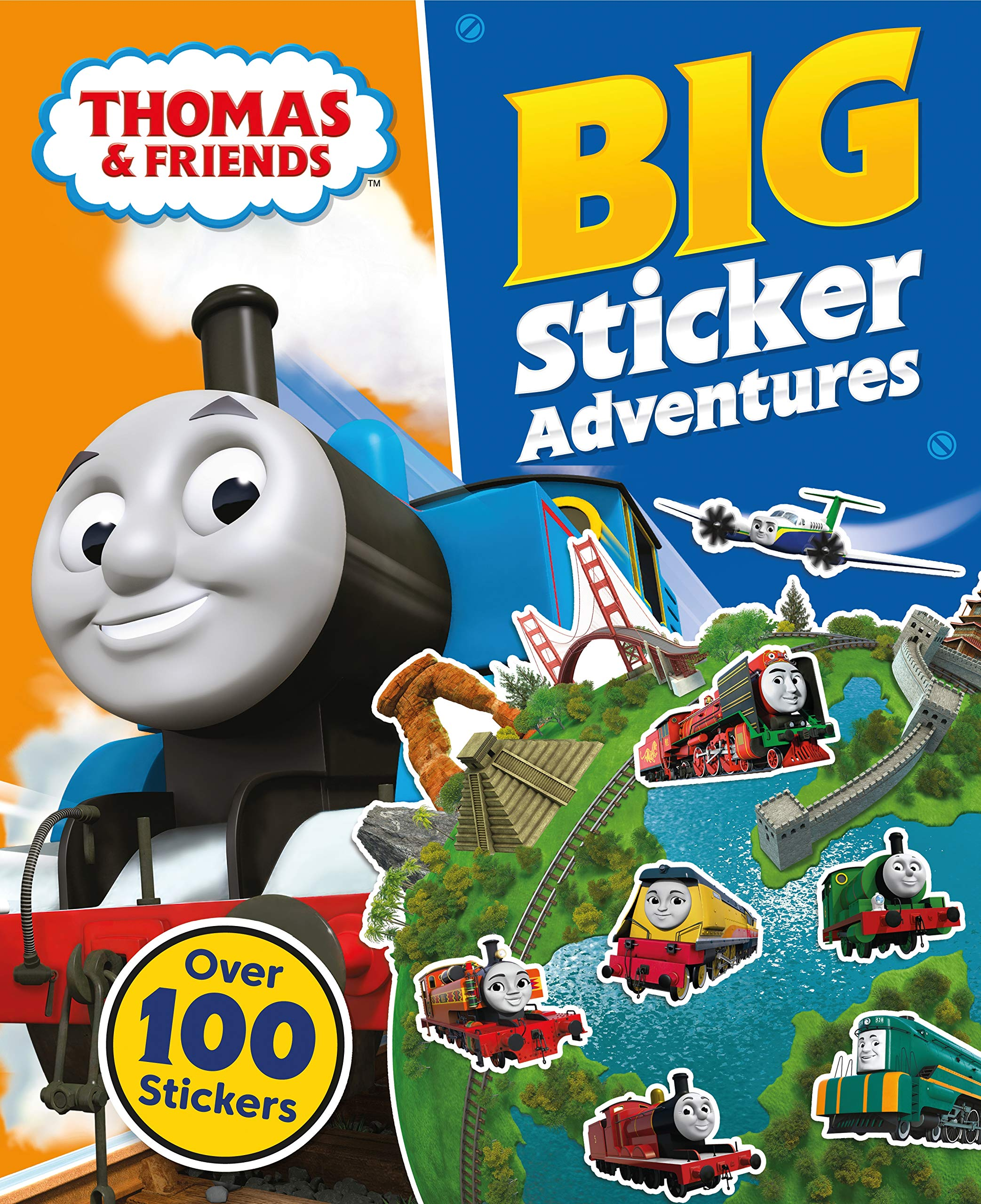 Big Sticker Adventures