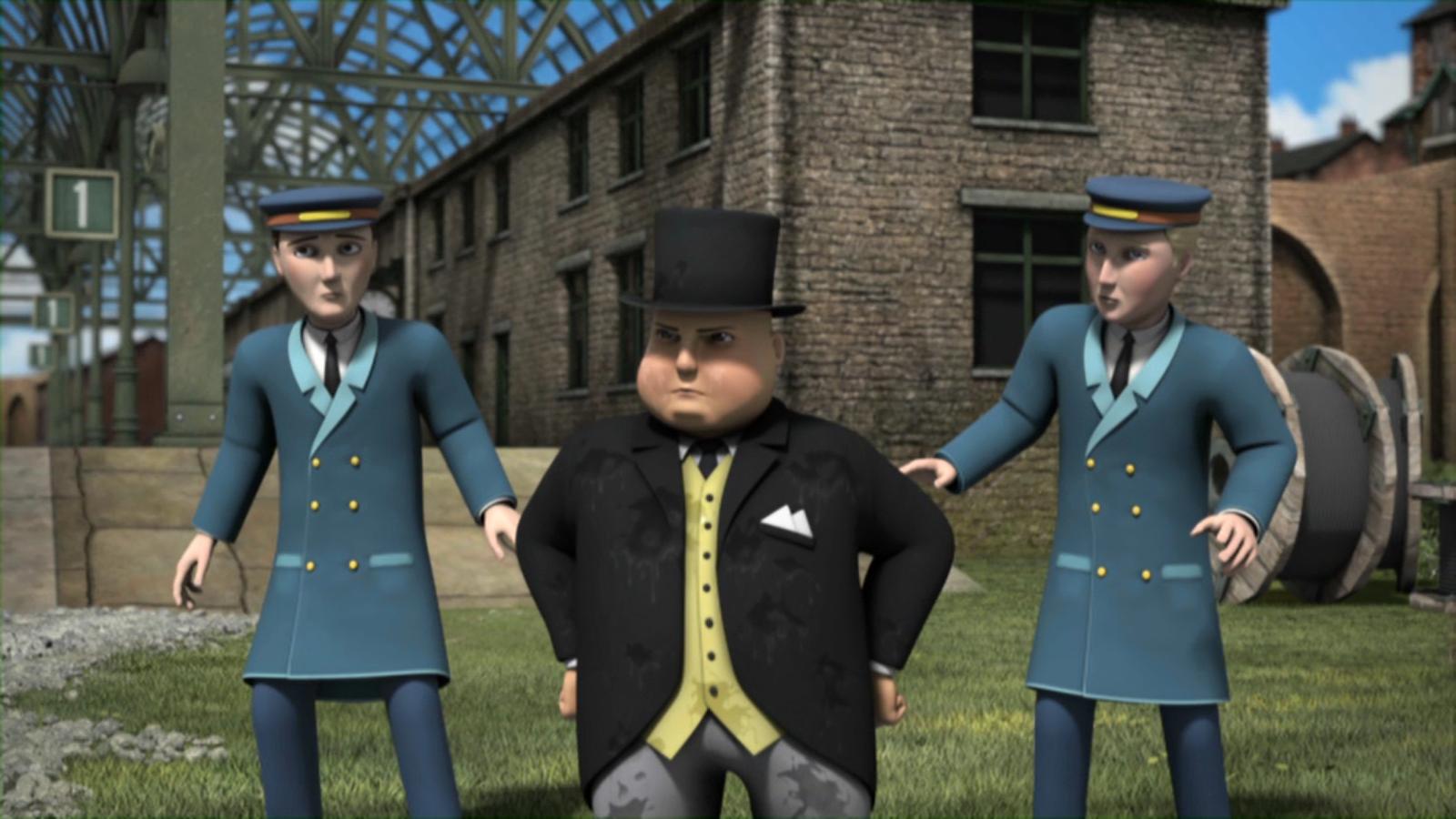 Sir Topham Hatt's Assistants