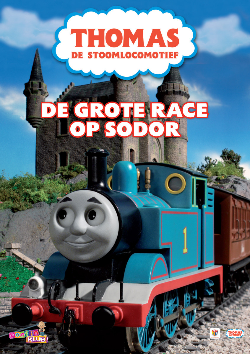 The Great Race on Sodor
