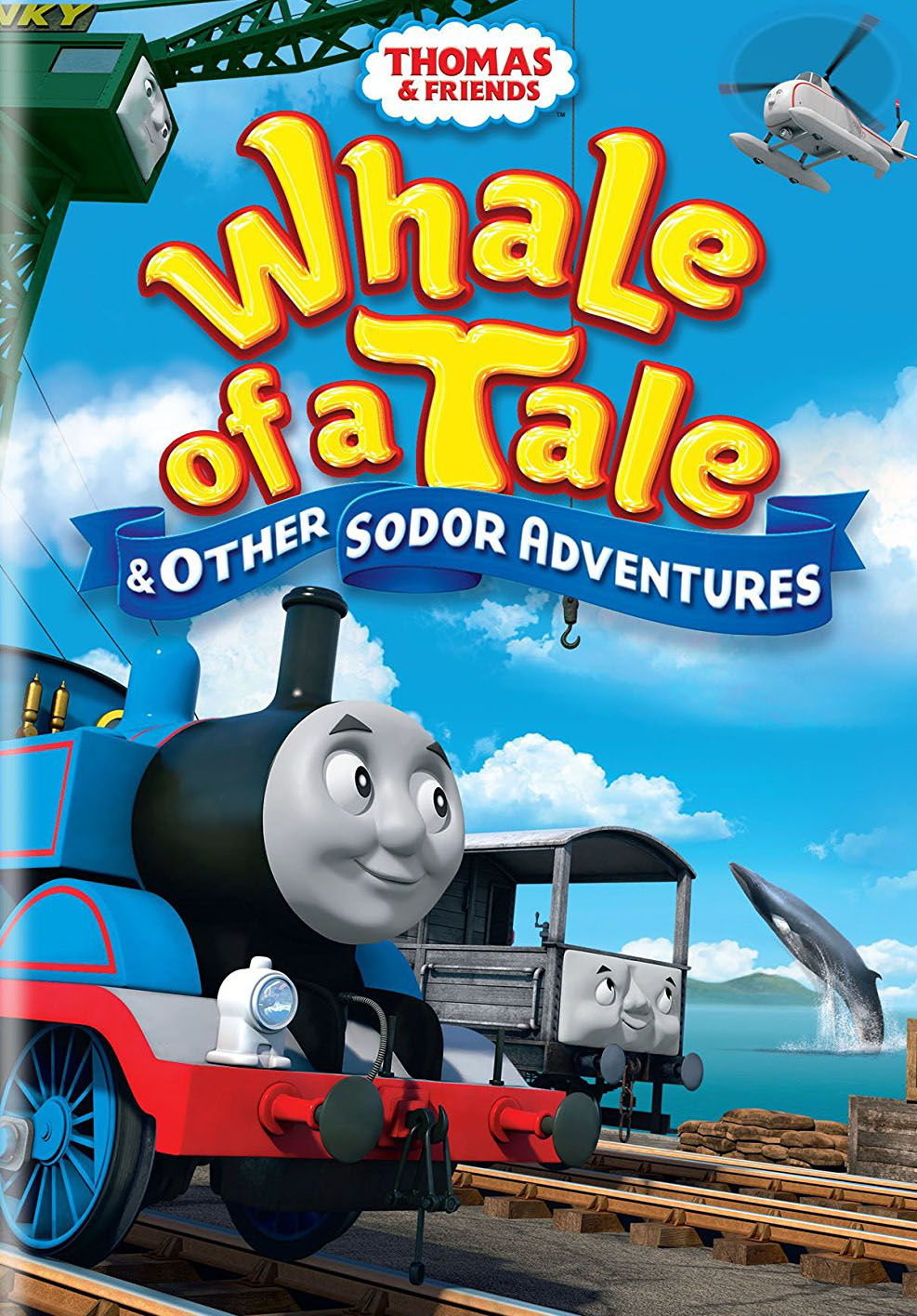 Whale of a Tale and Other Sodor Adventures