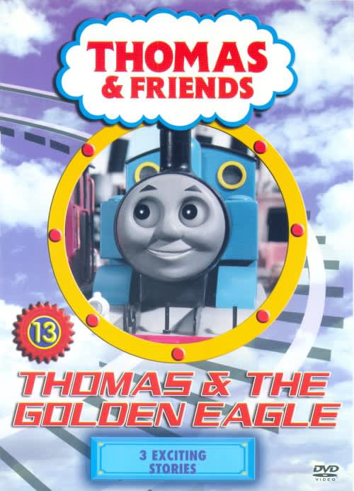 Thomas and the Golden Eagle (DVD)