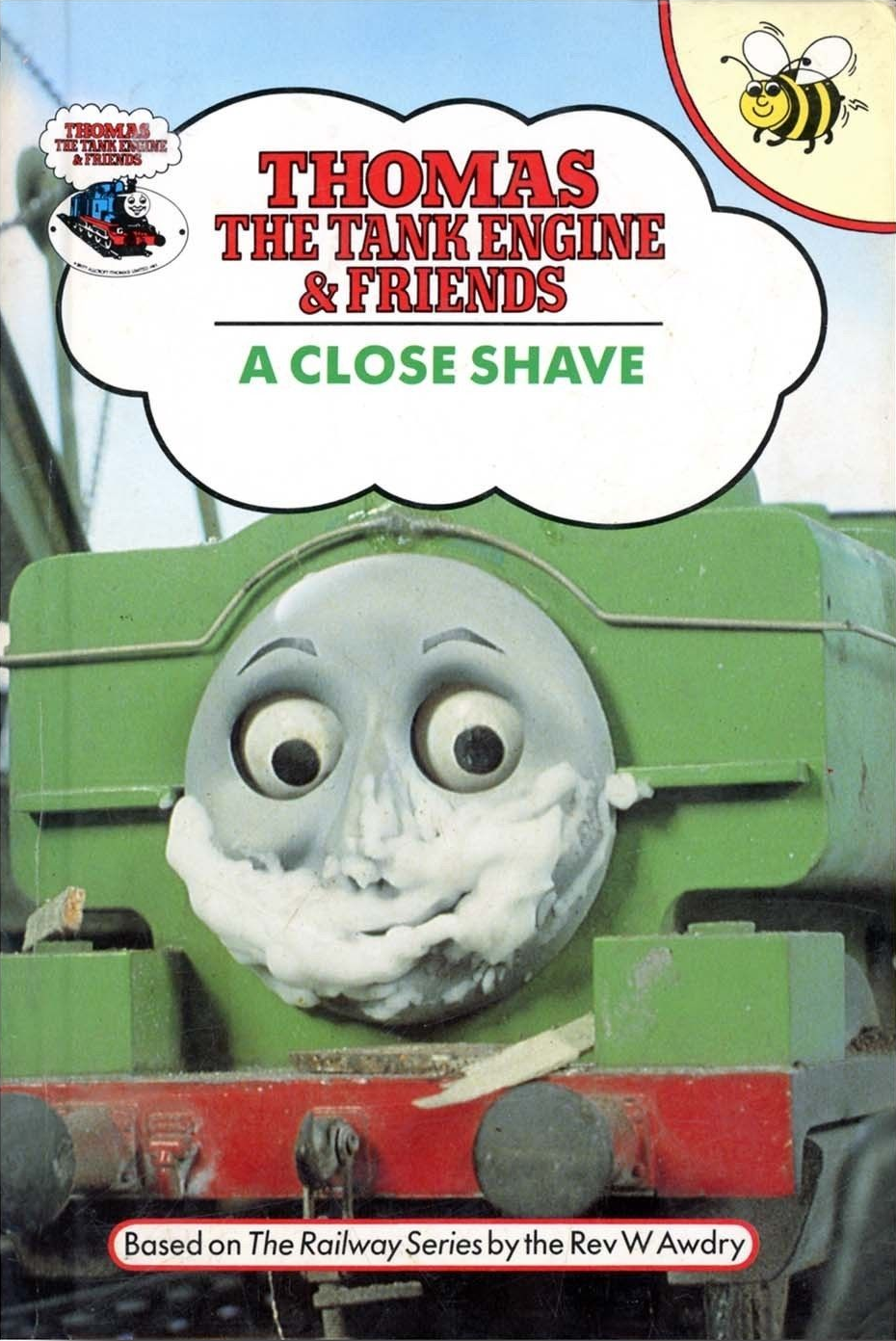 A Close Shave (Buzz Book)