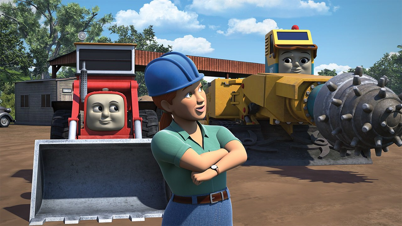 First Day on Sodor!