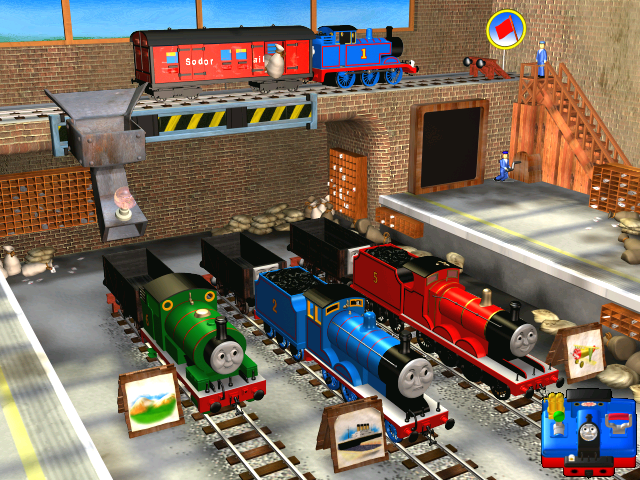 The Mail Depot