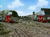 Skarloey Slate Quarry
