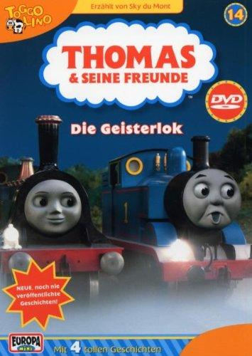 The Ghost Locomotive