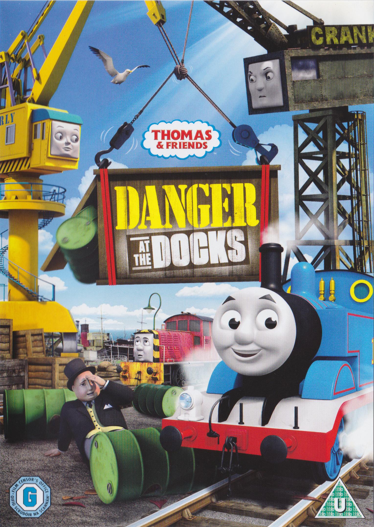 Danger at the Docks