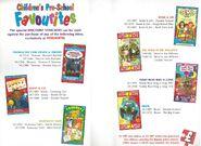 Children'sPre-schoolFavourites1995innersleeve