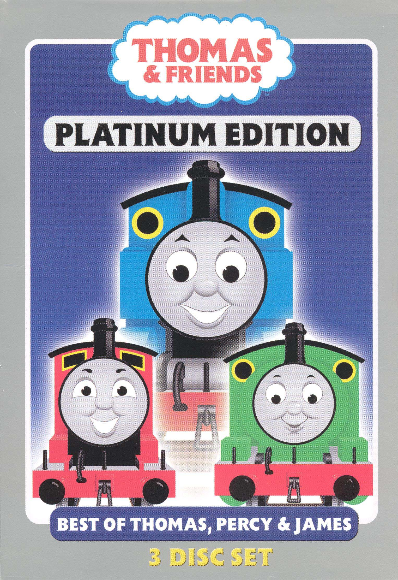 Best of Thomas, Percy and James Platinum Edition