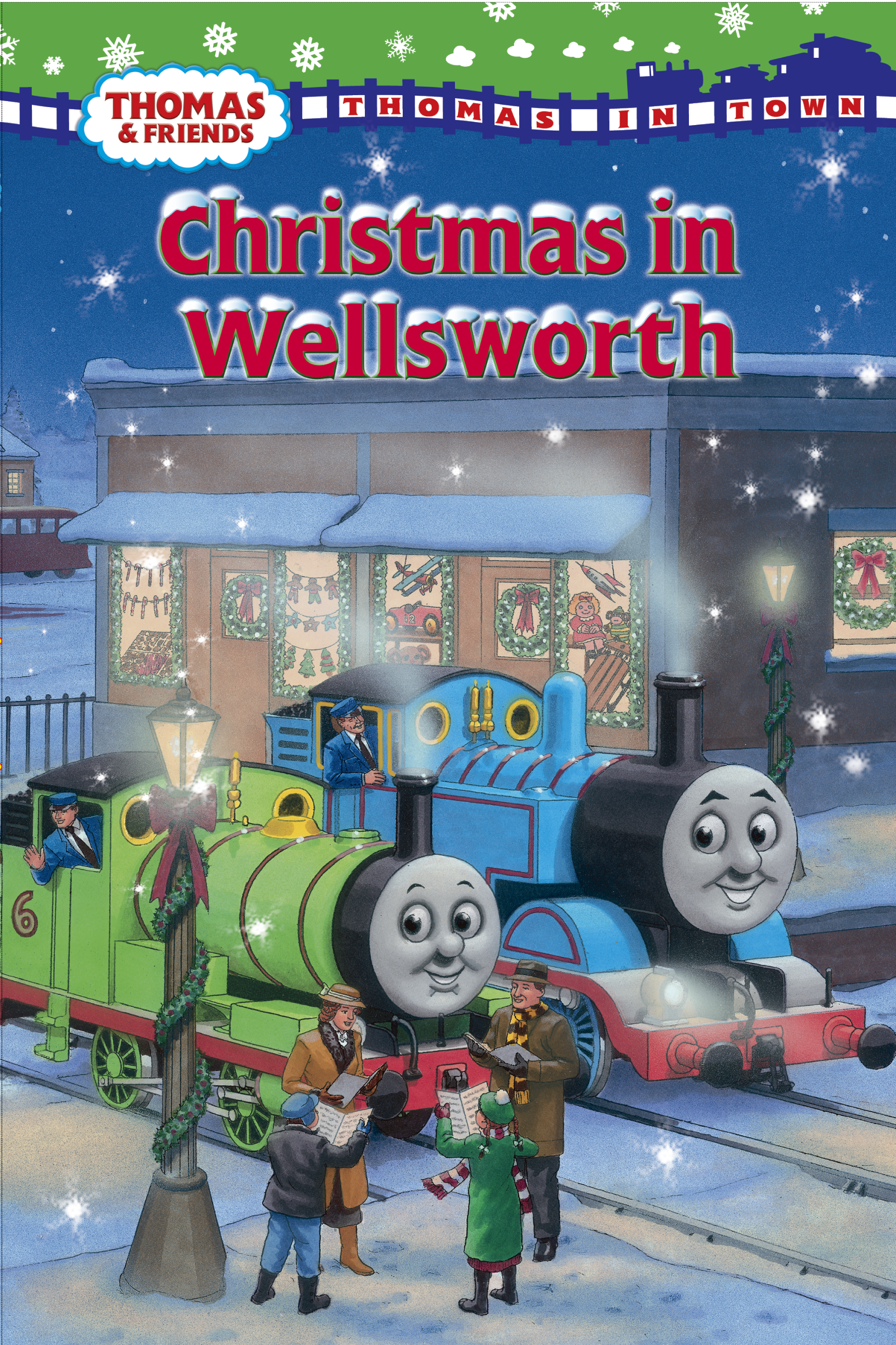 Christmas in Wellsworth