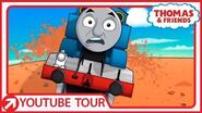 Thomas Runs into Trouble in the Monument Valley
