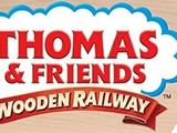 Wooden Railway (2021)