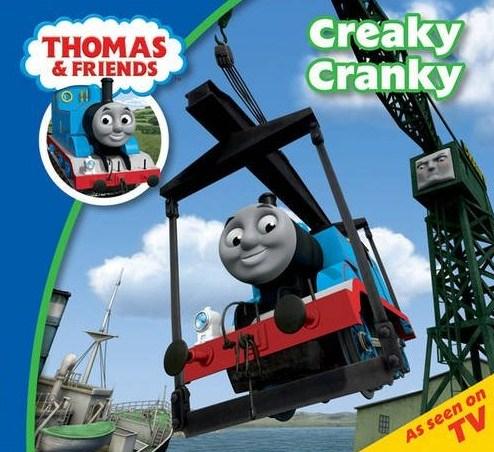 Creaky Cranky (book)