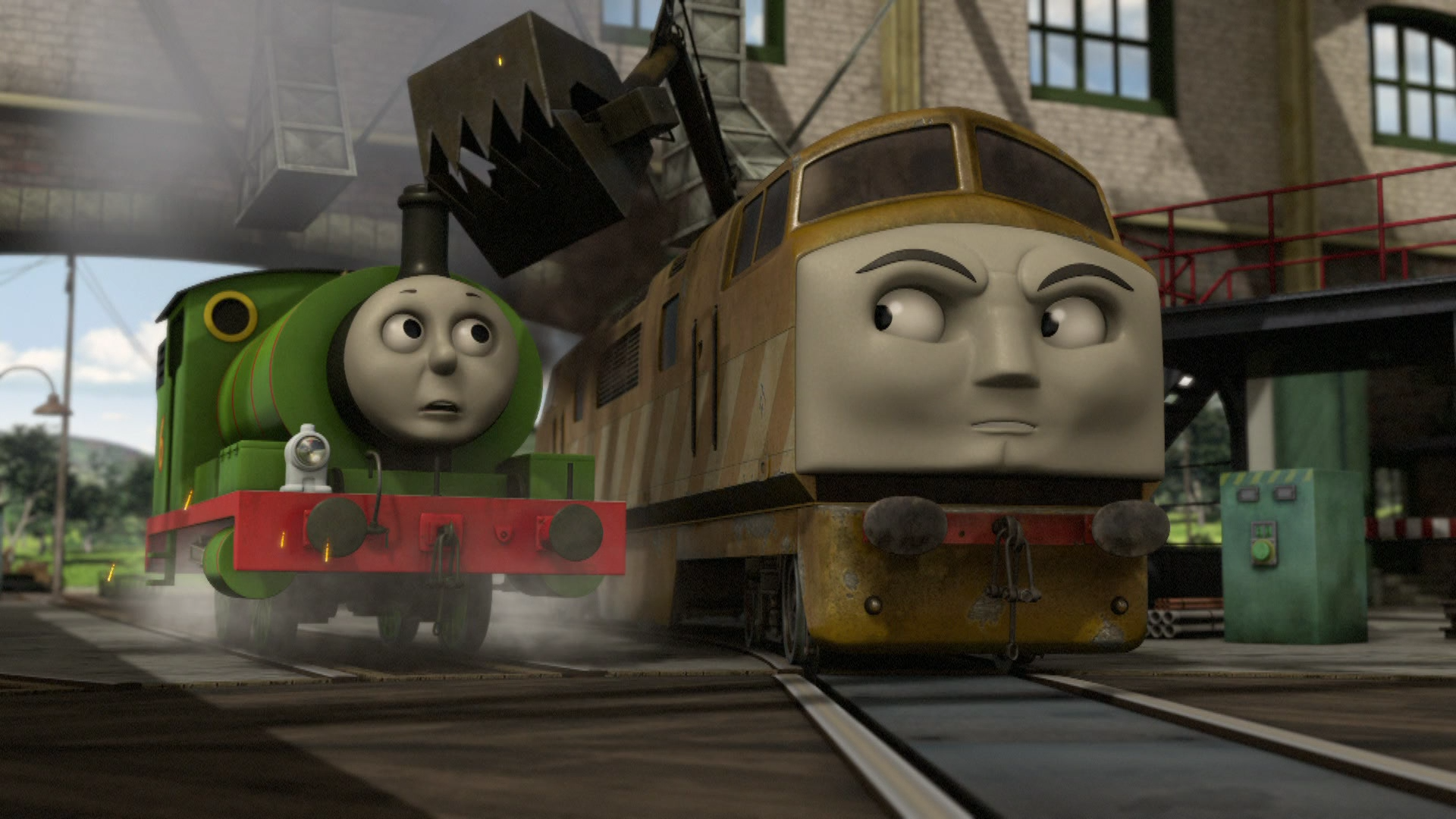 Day of the Diesels (song)