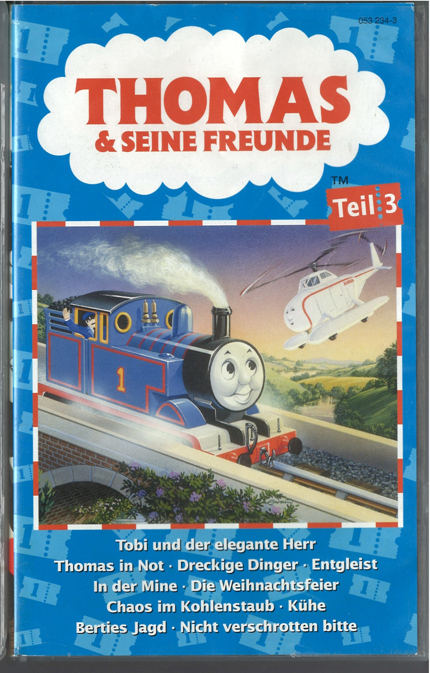 Thomas and His Friends Vol. 3