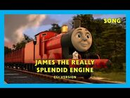 James the Really Splendid Engine (גרסת הנפשה ממוחשבת)