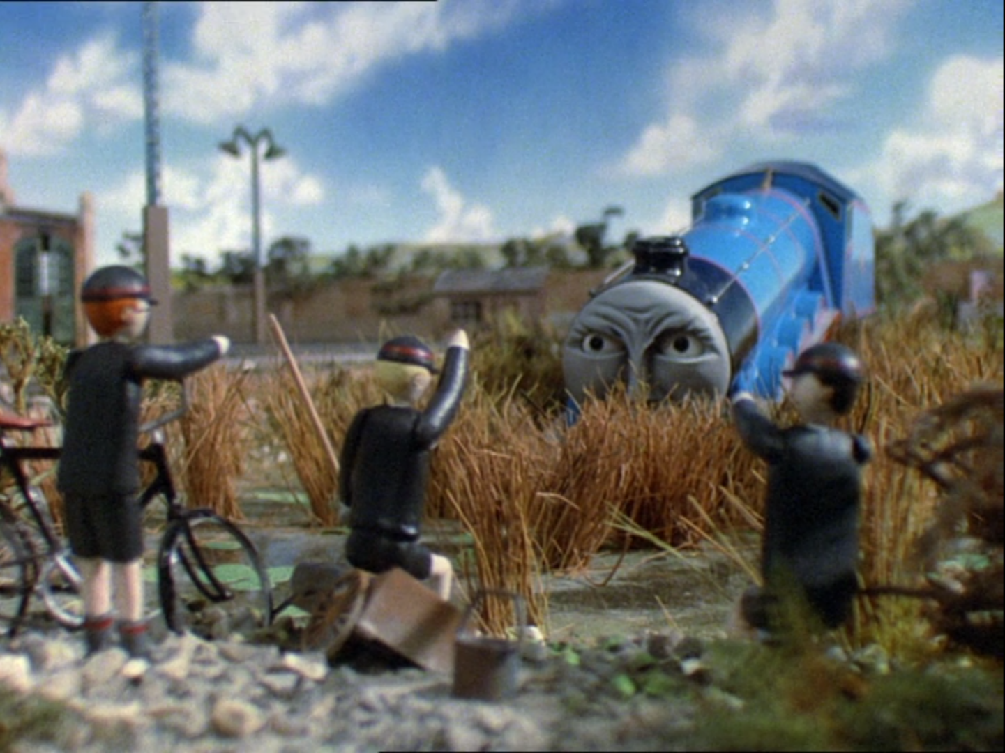 Silly Old Gordon Fell in a Ditch