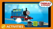 What Can Cool Thomas Down? - British Narration