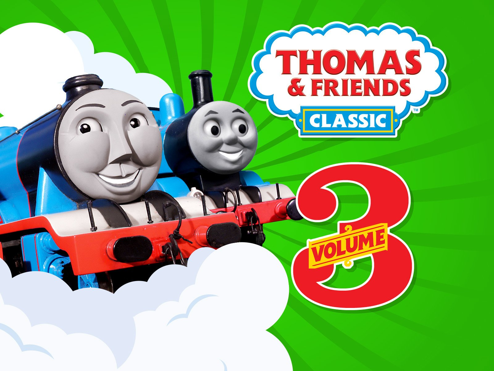 Thomas & Friends Classic Volume 3