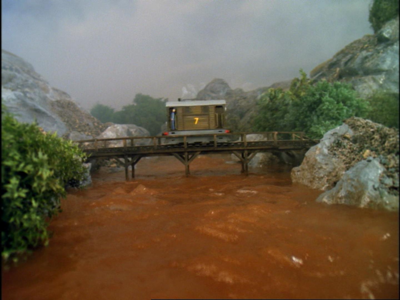 Toby's Flood Bridge