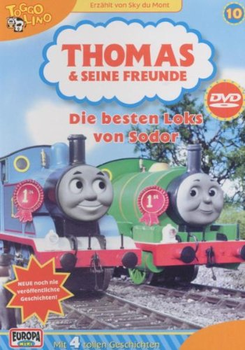 The Best Engines of Sodor