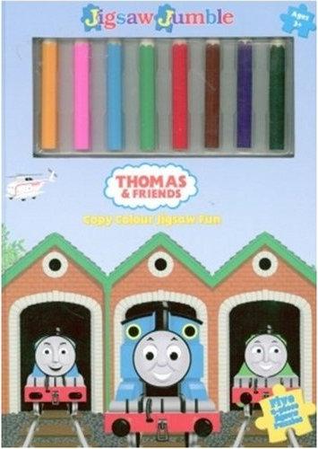 Copy Colour Jigsaw Fun